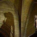 Angel en Notre Dame