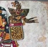 B) Códice Borgia, lámina 55.