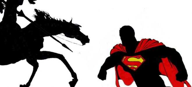 QUIXOTE VS SUPERMAN