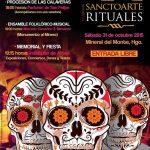 El Festival Sanctoarte en Real del Monte