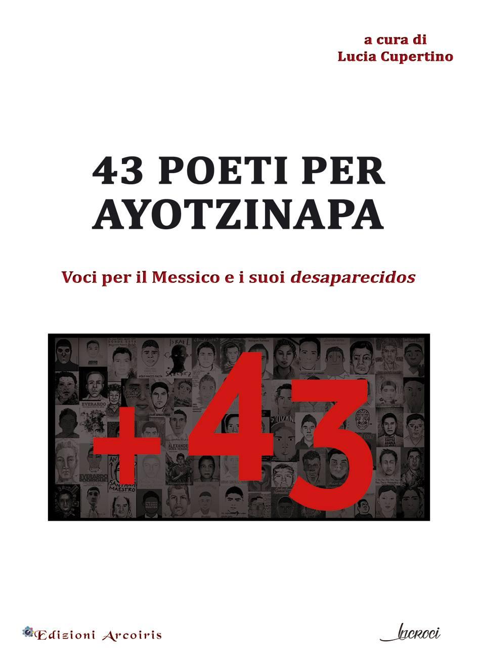 43 Poeti per Ayotzinapa-Los 43 Poetas por Ayotzinapa