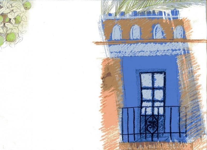 Sketch de Marie Le Glatin-Keis