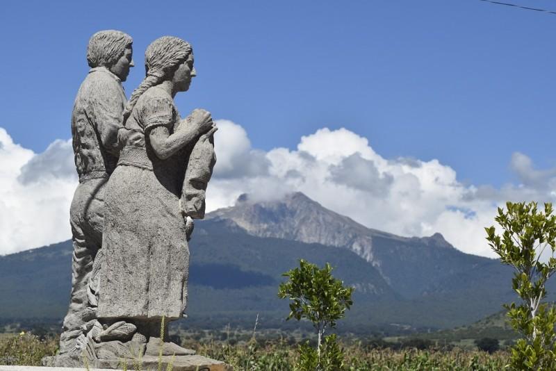 """""""Malinche-Ixtenco"""". Fotografía de Mayra Álvarez"""